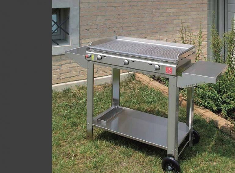 Barbecue a Gas Udine GoriziaVendita barbecue a gas Lottagono